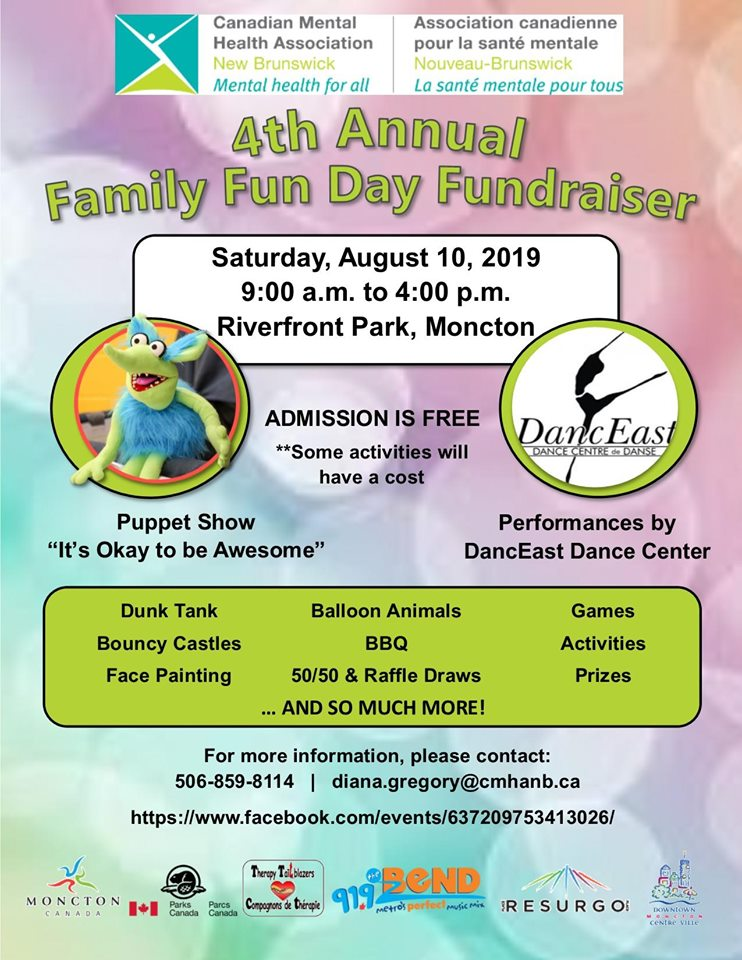 Family Fun Day Fundraiser