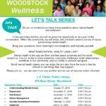 20190913 - Woodstock Fall Lets TALK Series