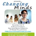 2019-11-18 Changing Minds