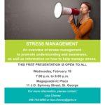 20200219-Stress Management