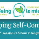Developing Self Compassion banner