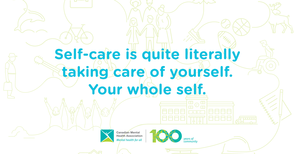 Self Care Day – July 24
